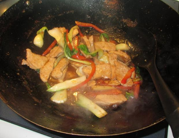 Ginger Hoisin Pork 6