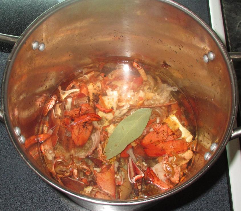 Lobster Stock 4