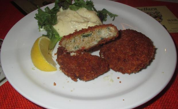 Nosh - Crabcake