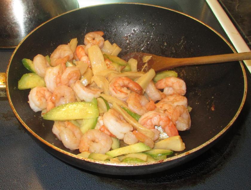 Chili Pickle Bamboo Shrimp 5
