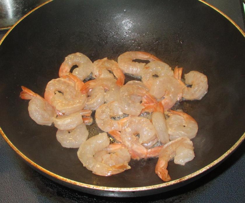 Hoisin sesame Shrimp 3