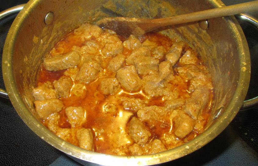 Pork Rendang 5