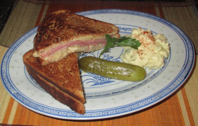Reuben Sandwich 1