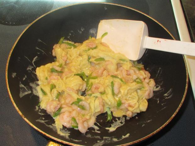 Shrimp and Eggs 3