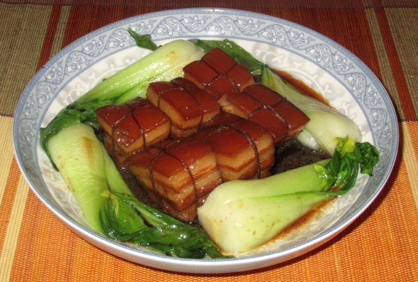 Dongpo Pork 1