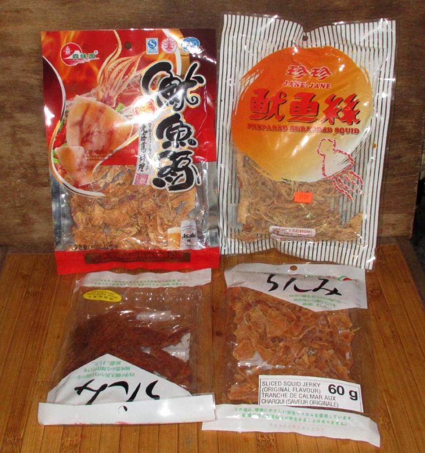 Dried Squid 2