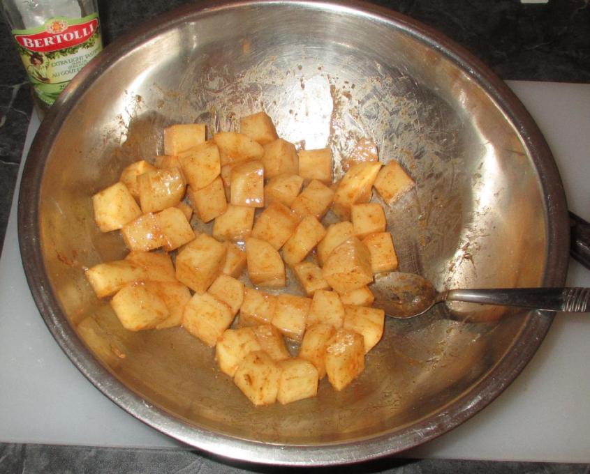 Patatas Bravas 2