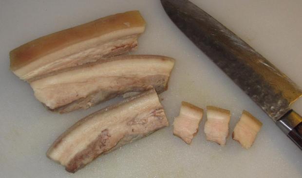 Twice-cooked Pork 3
