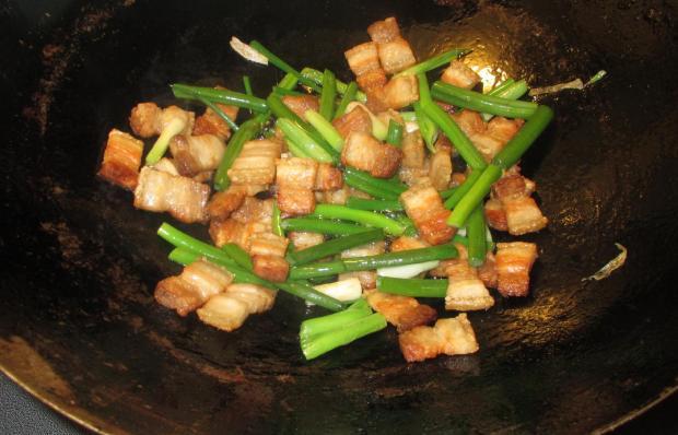 Twice-cooked Pork 5