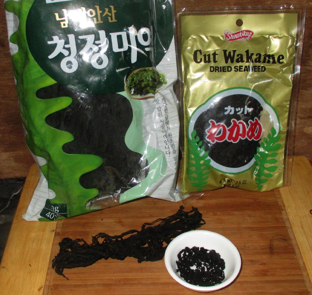 how to make edible seaweed