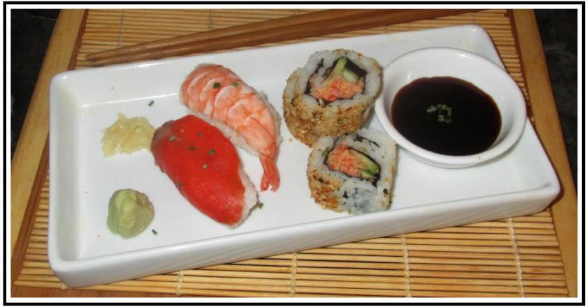 Quick Sushi Rice 1