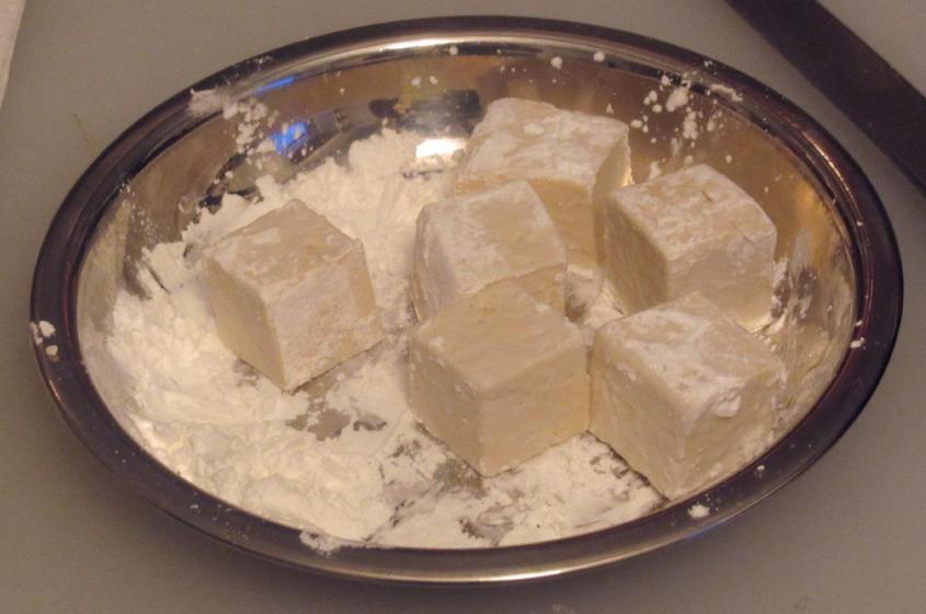 Agedashi Tofu 3