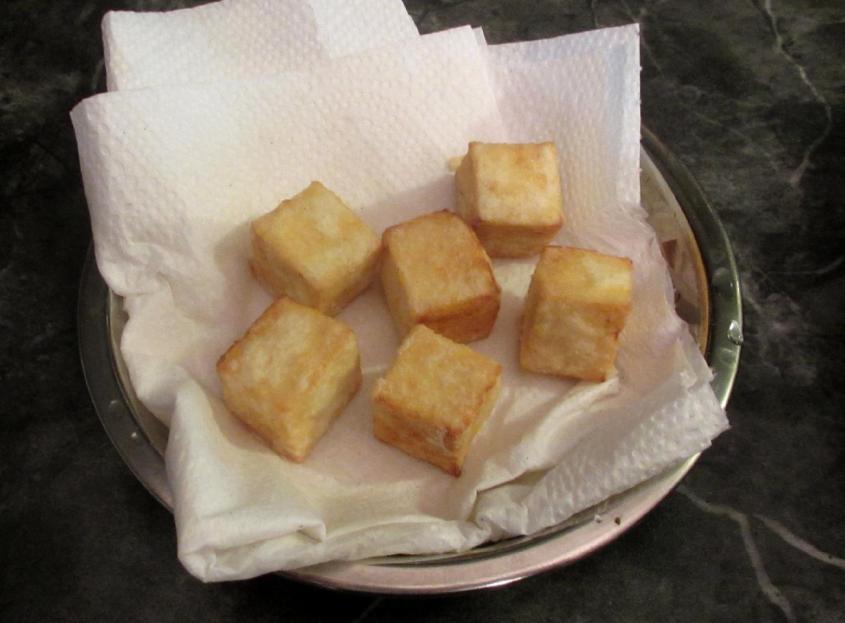 Agedashi Tofu 5