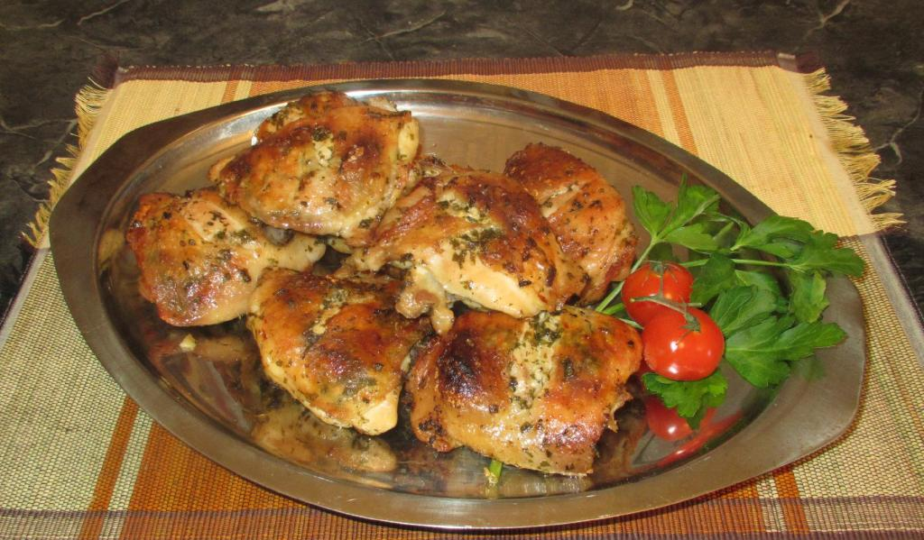 Chimichurri Chicken 1