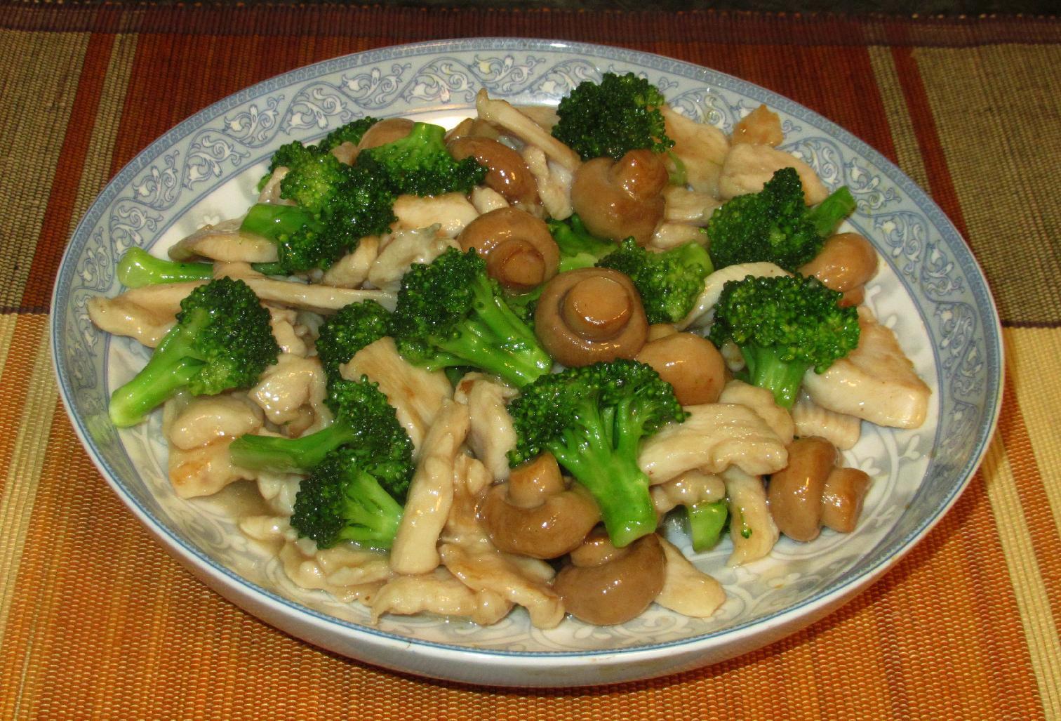 recipe: moo goo gai pan chinese food [16]
