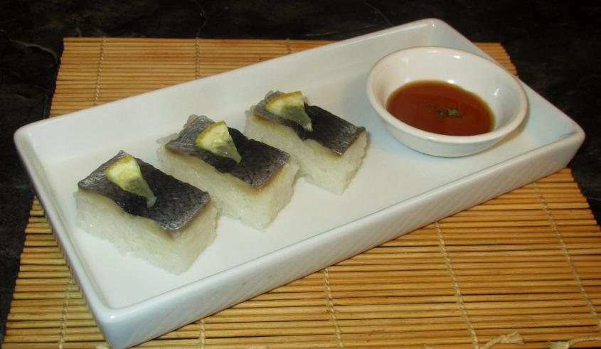 Rollmop Sushi 1