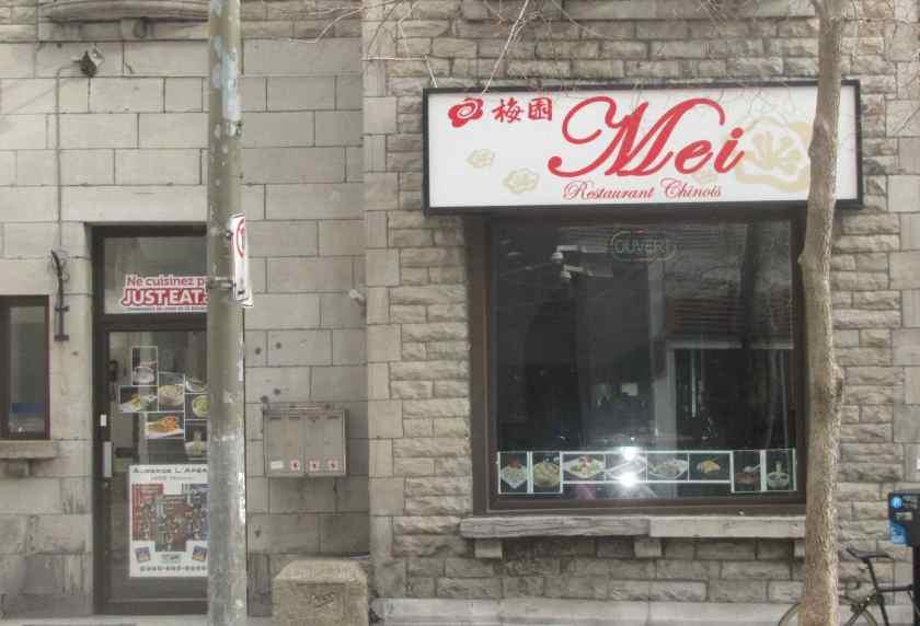 Mei Restaurant 1