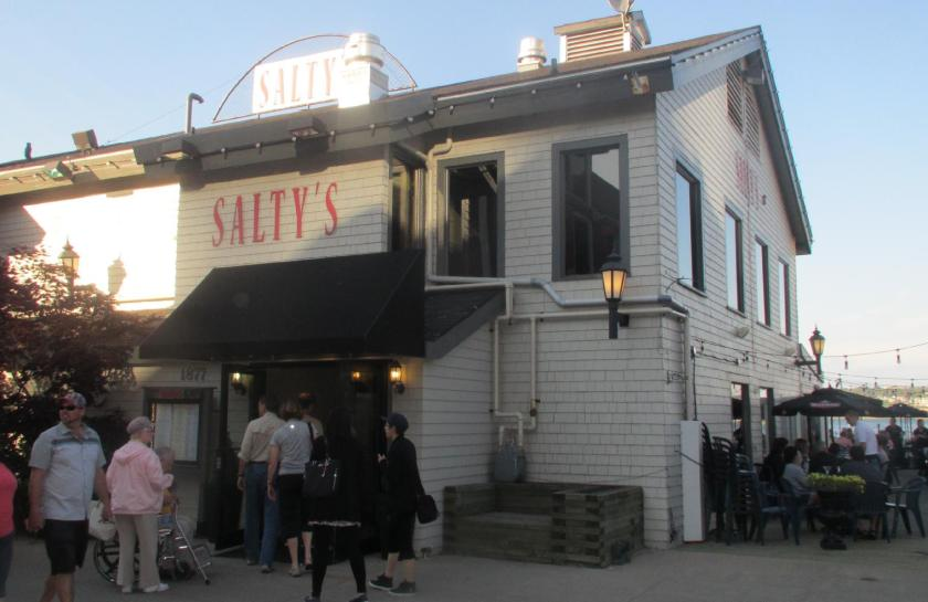 Salty's 01