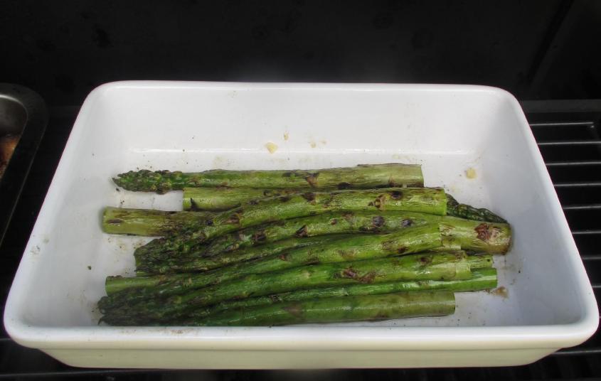 Grilled Veggie Salad 04