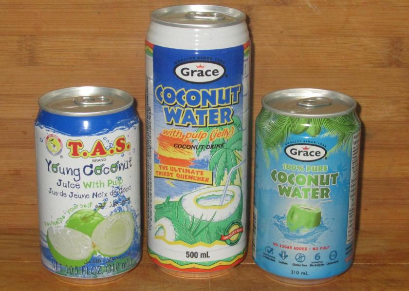 Coconut Water 1