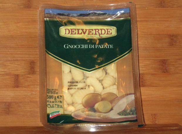 Gnocchi Delverde Brand 1