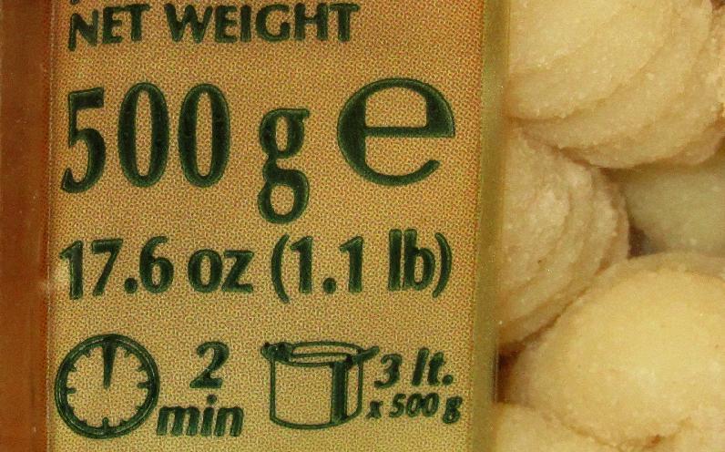 Gnocchi Delverde Brand 4