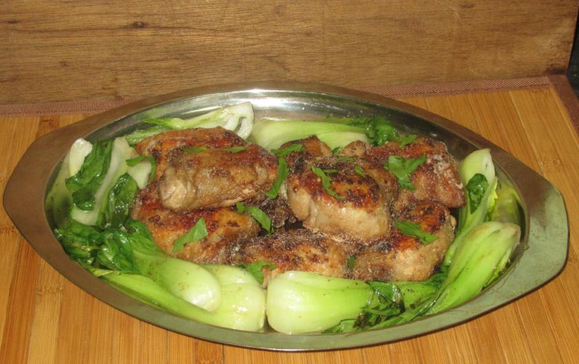 Balinese Chicken 1