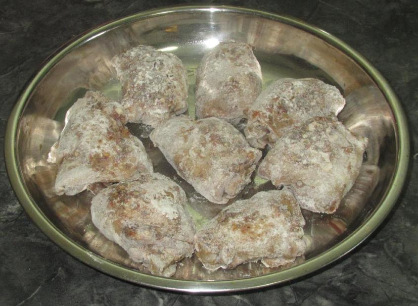 Balinese Chicken 5