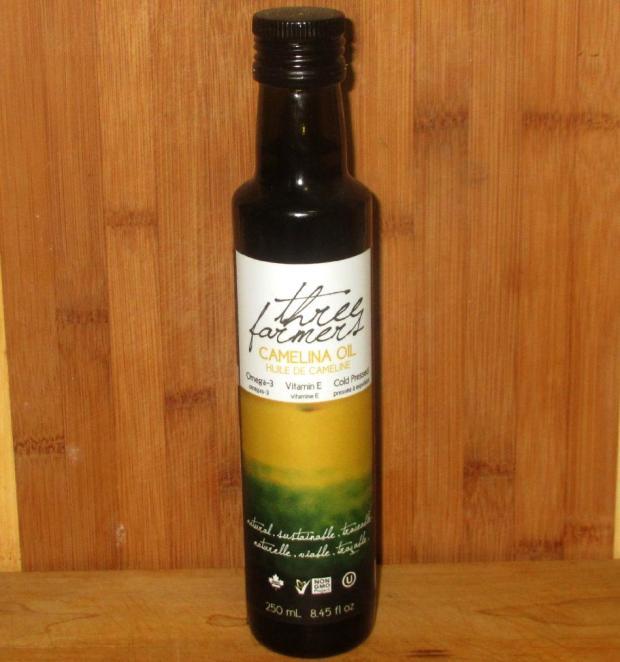 Camelina Oil 01
