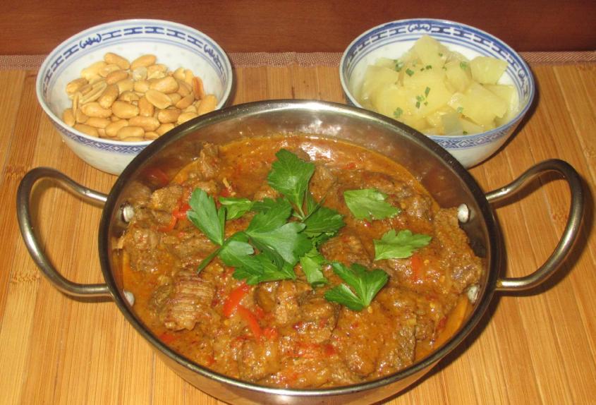 Chili Coriander Beef 1