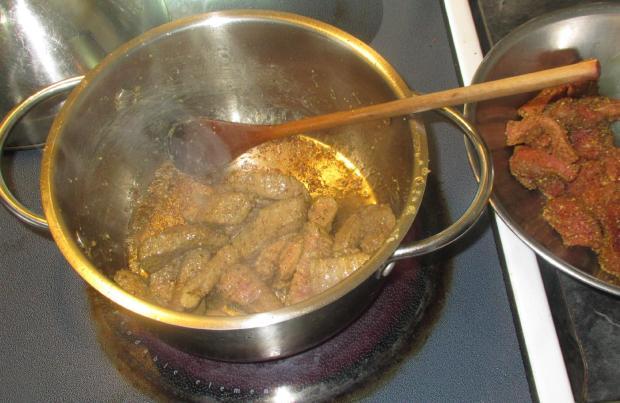 Chili Coriander Beef 3