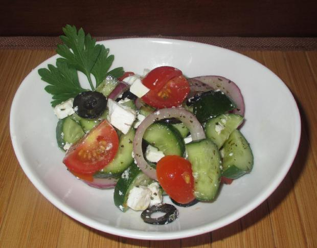 Greek Salad 01
