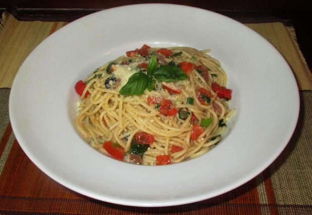 Summer Sauce Pasta 01