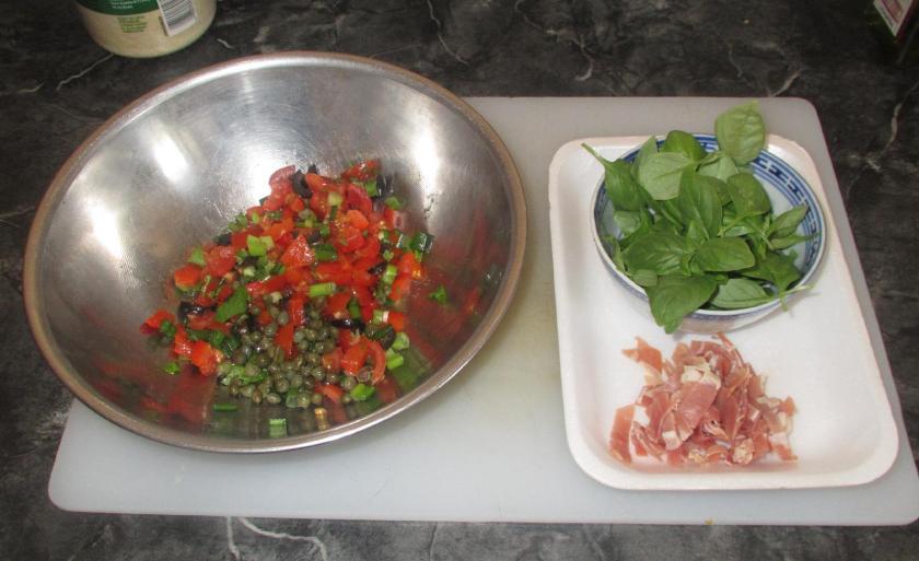 Summer Sauce Pasta 02