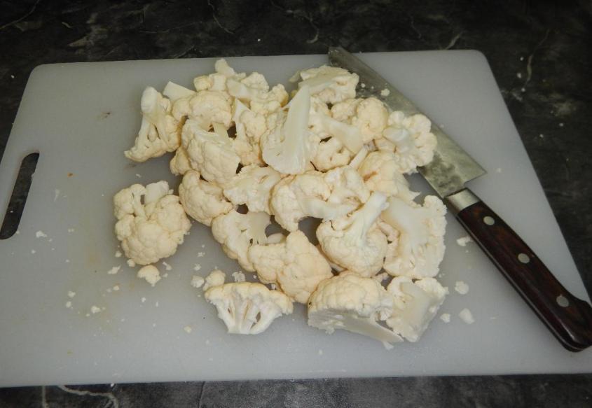 Cauliflower Pickle 2