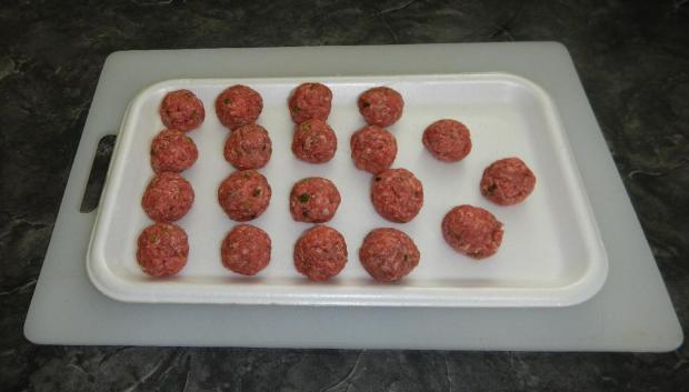 Sea Cucmber with Beefballs 2