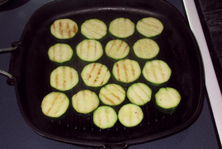 Grilled Zucchini Pickle 2