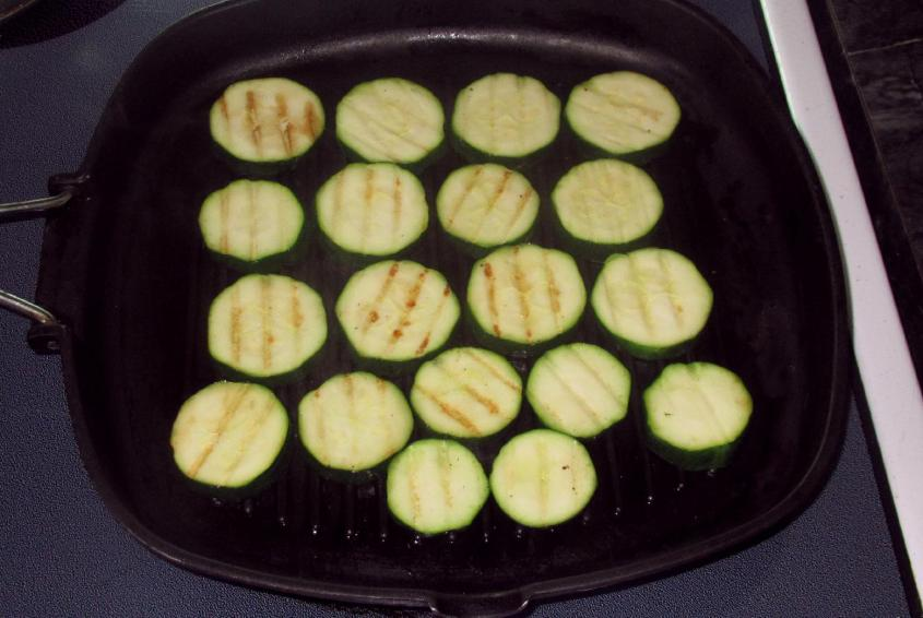 Grilled Zucchini Pickle 2