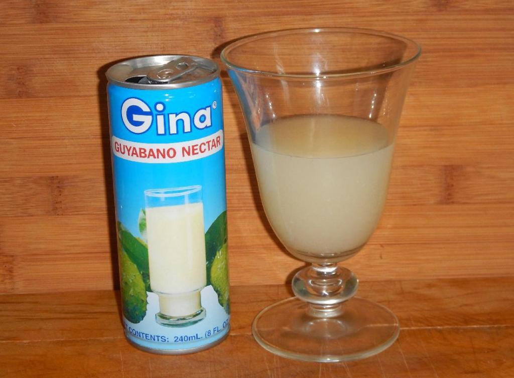 Guyabano Nectar 1