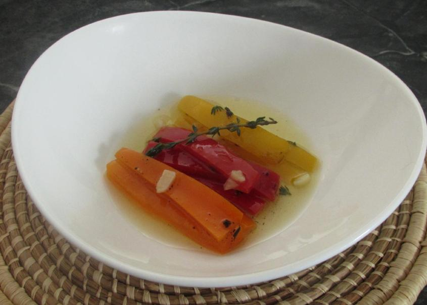 Marinated Peppers 1