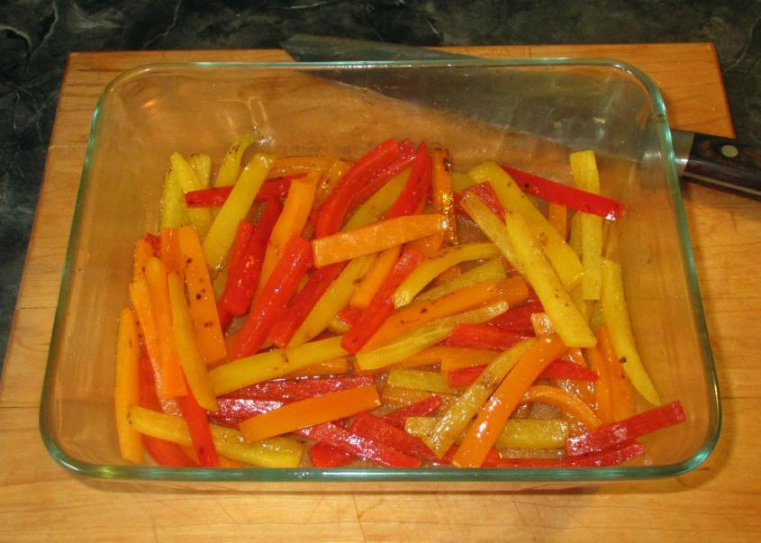 Marinated Peppers 3