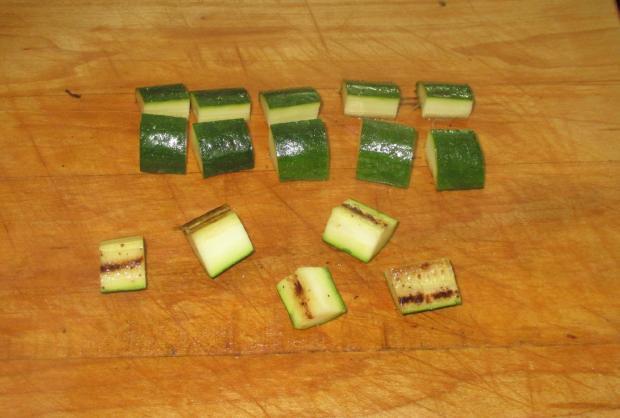 Minted Zucchini and Mushrooms 3