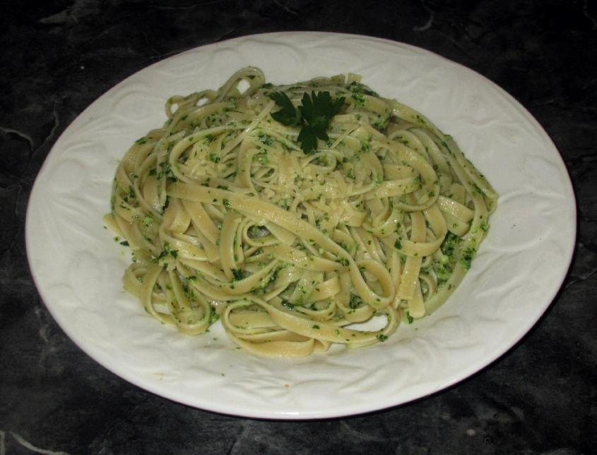 Scallion Garlic Pesto 3
