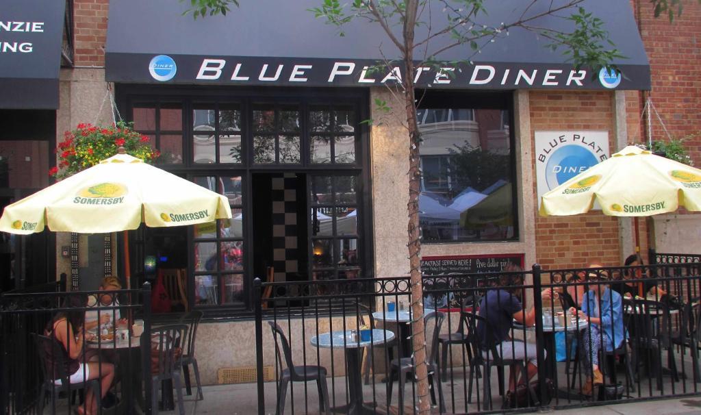 Blue Plate Diner 1
