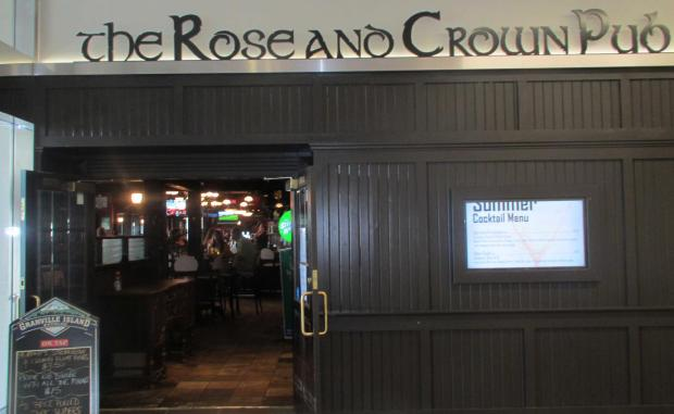 Rose and Crown 1