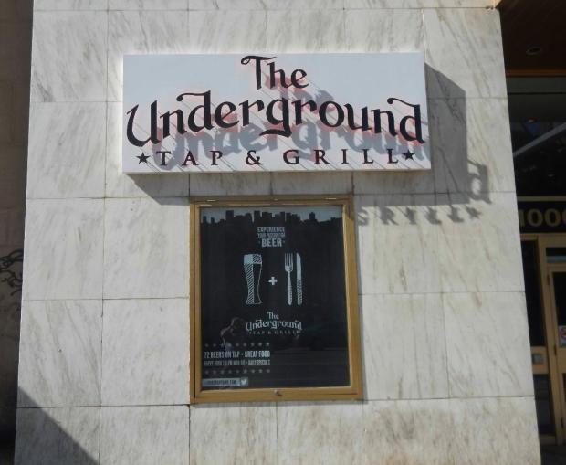Underground Grill 1