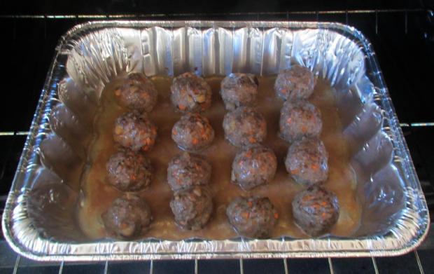 Beefballs and Broccoli 4