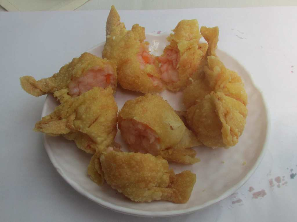Deep Fried Lobster Dumpling B
