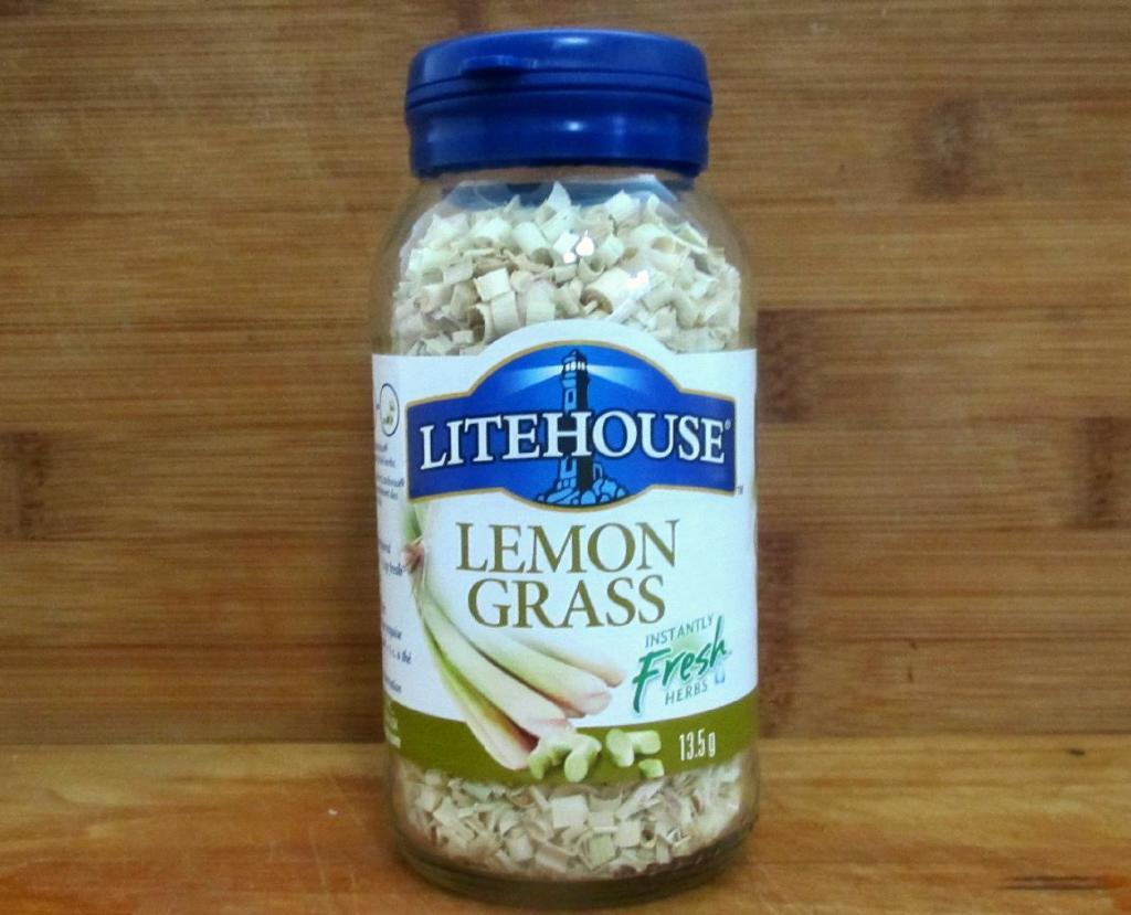 Freeze-dried Lemon Grass 1