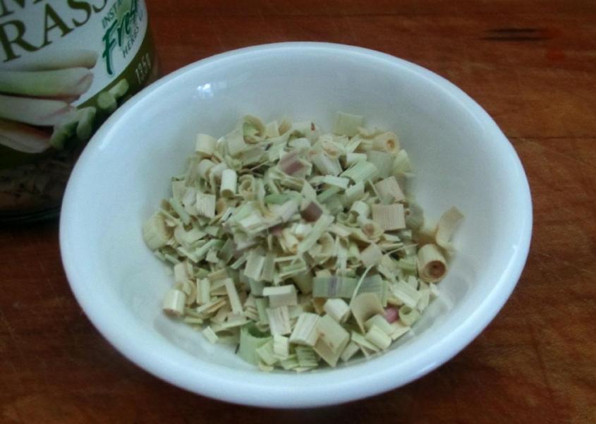 Freeze-dried Lemon Grass 2